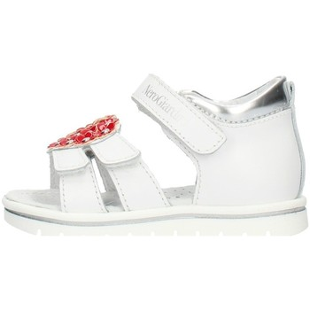 Sapatos Rapariga Sandálias NeroGiardini E021471F Branco