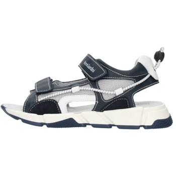 Sapatos Rapaz Sandálias Nero Giardini E033851M Azul