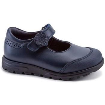 Sapatos Rapariga Sapatos Pablosky Colegial niña de piel by Paola () Bleu