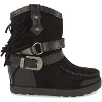 Sapatos Mulher Botins Tephani 1976A Negro