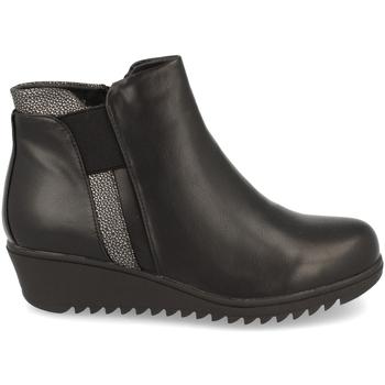 Sapatos Mulher Botins Clowse 9B1022 Negro