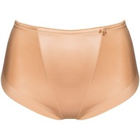 Roupa de interior Mulher Cuecas de cintura subida Ulla Dessous 3710-03 Bege