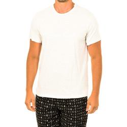 Textil Homem T-Shirt mangas curtas Calvin Klein Jeans Camiseta M/Corta C.Klein Cinza