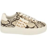 Sapatos Mulher Sapatilhas Buonarotti 1AD-0432 Serpiente