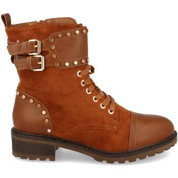 Sapatos Mulher Botas Ainy 3319 Camel
