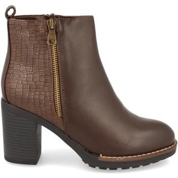 Sapatos Mulher Botins Clowse 9B1087 Marron