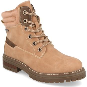 Sapatos Mulher Botins Ainy 2218 Rosa