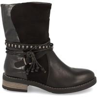 Sapatos Mulher Botins Ainy 6935 Negro