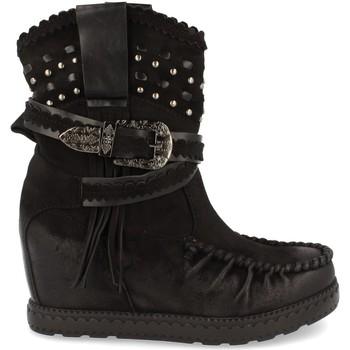 Sapatos Mulher Botins Ainy 9706 Negro