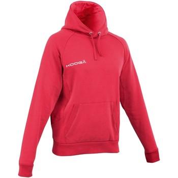 Textil Rapaz Sweats Kooga K231B Vermelho