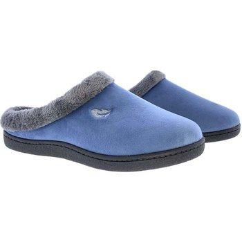 Sapatos Homem Chinelos Roal Zapatillas de Casa  12230 Jeans Azul