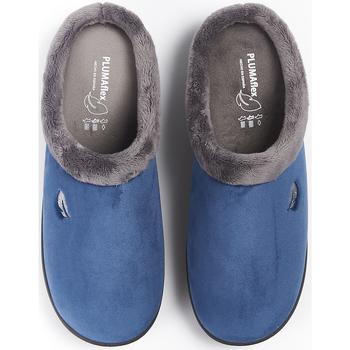 Sapatos Homem Chinelos Roal Zapatillas de Casa  12230 Marino Azul