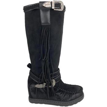 Sapatos Mulher Botas Ainy 4735 Negro