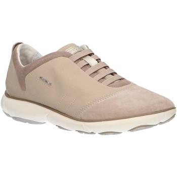 Sapatos Mulher Multi-desportos Geox D621EC 01120 D NEBULA Beige