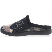 Sapatos Criança Chinelos Roal Zapatillas de Casa  12229 Negro Preto
