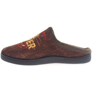 Sapatos Homem Chinelos Roal Zapatillas De Casa  12229 Camel Castanho