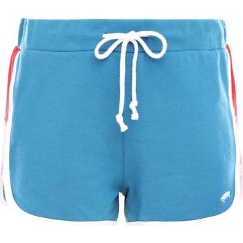 Textil Mulher Shorts / Bermudas Vans WM Invert Short Blue Sapphire
