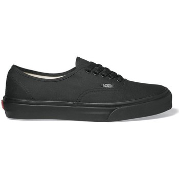 Sapatos Sapatilhas de ténis Vans Authentic Black/Black