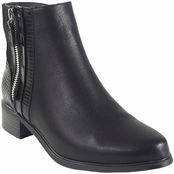 Sapatos Mulher Botins Maria Mare Botas femininas tornozelo  62823 pretas Preto