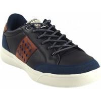 Sapatos Homem Sapatilhas Yumas OSAKA Azul
