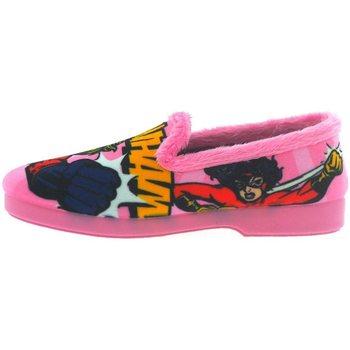 Sapatos Criança Chinelos Selquir Zapatillas de Casa 12100 Rosa Rosa
