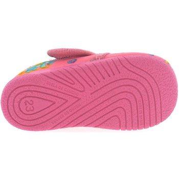 Sapatos Criança Chinelos Selquir Zapatillas de Casa 16200 Rosa Rosa