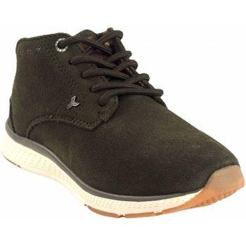 Sapatos Rapaz Botas baixas Yumas BRENDAN Verde
