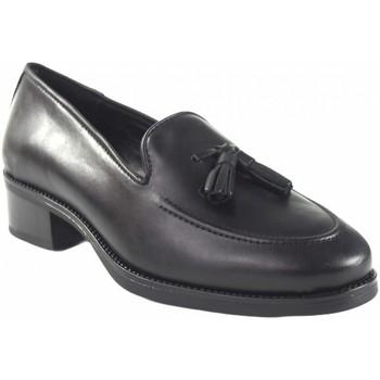 Sapatos Mulher Mocassins Maria Jaen Sapato de senhora  1525 preto Noir