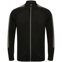 Textil Homem Sweats Finden & Hales  Preto/Gunmetal Cinza