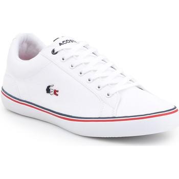 Sapatos Homem Sapatilhas Lacoste Lerond 7-35CAM014821G white