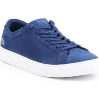 Sapatos Homem Sapatilhas Lacoste 7-31CAM0138120 granatowy