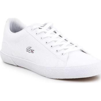 Sapatos Homem Sapatilhas Lacoste Lerond 7-38CMA005621G white