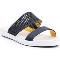 Sapatos Mulher Chinelos Lacoste Natoy Slide 7-31CAW0133326 granatowy
