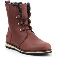 Sapatos Mulher Botas baixas Lacoste Baylen 7-30SRW4100078 brown