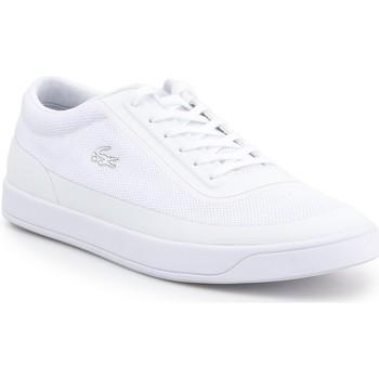 Sapatos Mulher Sapatilhas Lacoste Lyonella Lace 7-33CAW1060001 white