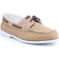Sapatos Homem Sapato de vela Lacoste Navire Casual 7-31CAM0152C21 brown