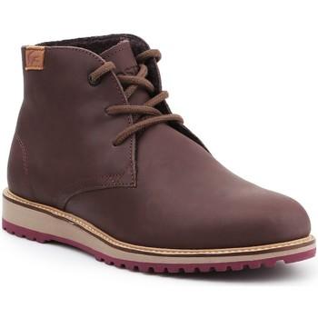 Sapatos Mulher Botas baixas Lacoste Manette 7-34CAW0038176 brown