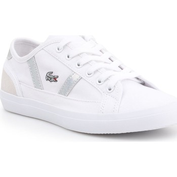 Sapatos Mulher Sapatilhas Lacoste Sideline 7-37CFA004321G white