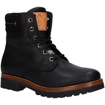 Sapatos Mulher Botas baixas Panama Jack PANAMA 03 IGLOO B51 Negro