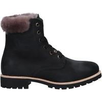 Sapatos Mulher Botins Panama Jack PANAMA 03 IGLOO B39 Negro