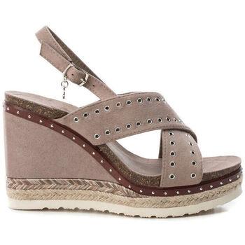 Sapatos Mulher Alpargatas Xti - 48922 Castanho