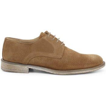Sapatos Homem Mocassins Duca Di Morrone - 06_camosciobucato Castanho