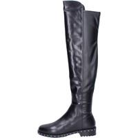 Sapatos Mulher Botas Elvio Zanon BK374 Preto