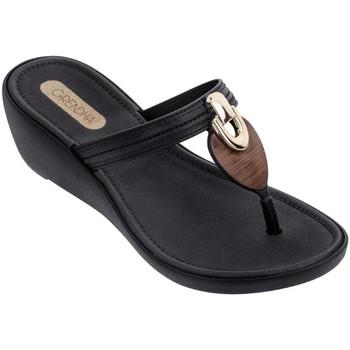 Sapatos Mulher Sapatos aquáticos Grendha - Infradito nero 82826-90023 NERO