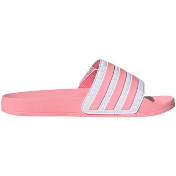 Sapatos Rapaz Sapatos aquáticos adidas Originals - Adilette shower rosa EG1898 ROSA