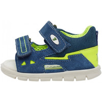 Sapatos Rapaz Sandálias Falcotto - Sandalo azzurro KNIK-1C81 AZZURRO