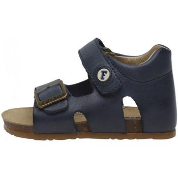 Sapatos Rapaz Sandálias Falcotto - Sandalo blu BEA-0C01 BLU