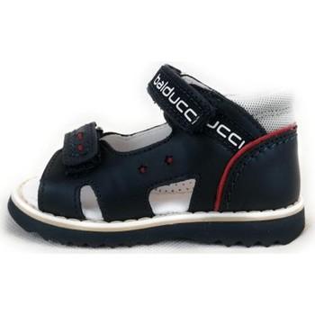Sapatos Rapaz Sandálias Balducci - Sandalo blu CSPO3801 BLU