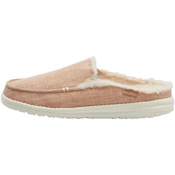 Sapatos Mulher Chinelos Hey Dude - Sabot rosa LEXI ROSA