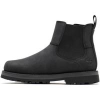Sapatos Rapaz Sapatilhas de cano-alto Timberland - Beatles nero 0A28P1 NERO